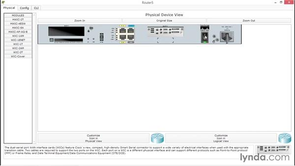 Setting up the network lab: Advanced Topics in Cisco Routing: RIPv2, EIGRP, and OSPF