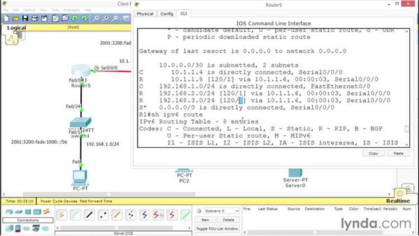 Comparing RIPng and RIPv2: Advanced Topics in Cisco Routing: RIPv2, EIGRP, and OSPF