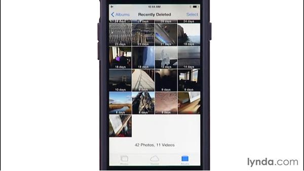 Deleting and hiding photos: iPhone and iPad Photography with iOS 8