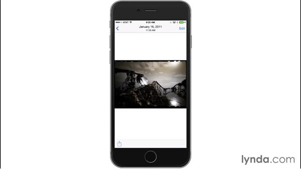 Syncing photos using iTunes: iPhone and iPad Photography with iOS 8