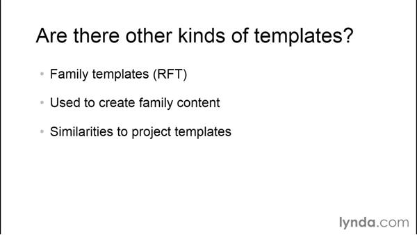 Why are templates important?: Creating Revit Templates: Annotation