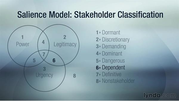 Surveying stakeholder salience: Managing Project Stakeholders
