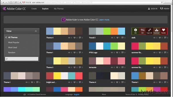 Choosing a color scheme for your icons: Creating Icons with Photoshop