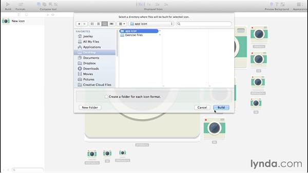 Generating icons for mobile applications: Creating Icons with Photoshop
