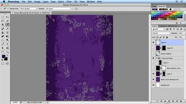 Using textures in Illustrator: Creating and Using Textures for Design