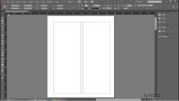 Saving a document: Introducing InDesign