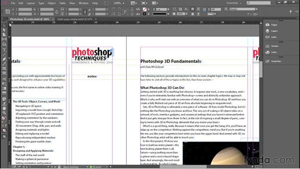 Working with the rulers: Introducing InDesign