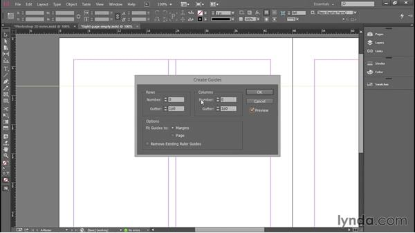 Adjusting guides across all pages: Introducing InDesign