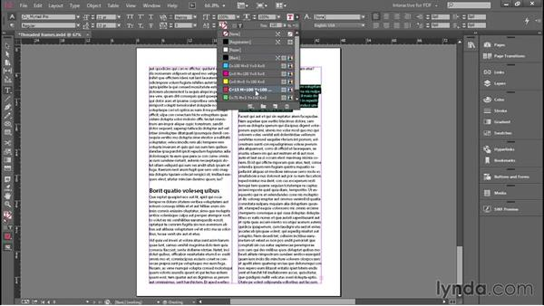 Autoflow tricks and Primary Text Frame: Introducing InDesign