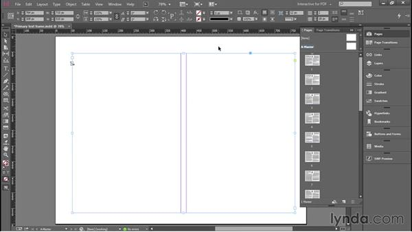 Changing page size and orientation: Introducing InDesign