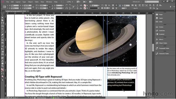 Using the Direct Selection tool: Introducing InDesign