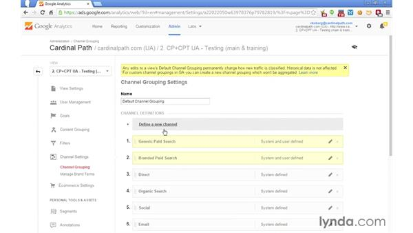 Separating Branded Keywords in the Channels Report: Google Analytics Tips