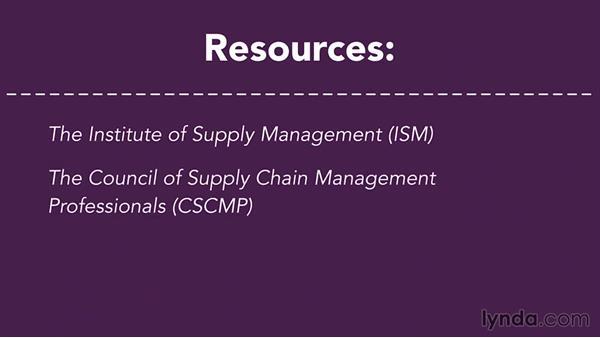 Wrap up: Supply Chain Management Fundamentals