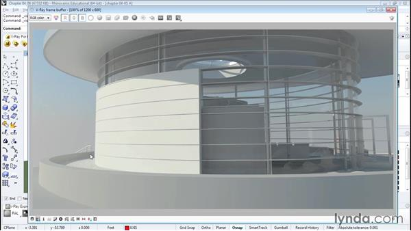 Working with plaster and concrete: Architectural Rendering with Rhino and V-Ray