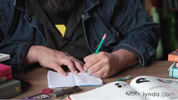 Aaron Draplin Takes On a Logo Design Challenge - Preview: Aaron Draplin Takes On a Logo Design Challenge