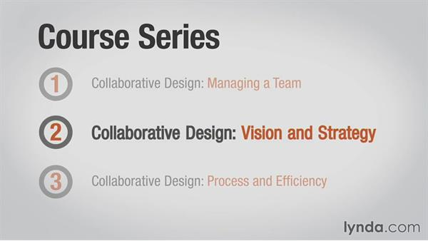 About the series: Collaborative Design: Vision and Strategy