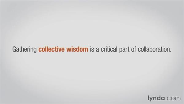 Creating a common vision: Collaborative Design: Vision and Strategy