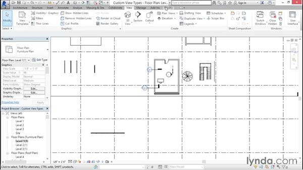 Creating custom view types: Creating Revit Templates: Views and Sheets