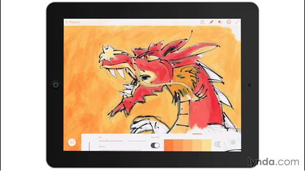 Welcome: Drawing on the iPad with Adobe Illustrator Line