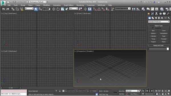 Setting frame rate: 3ds Max and Maya Integration