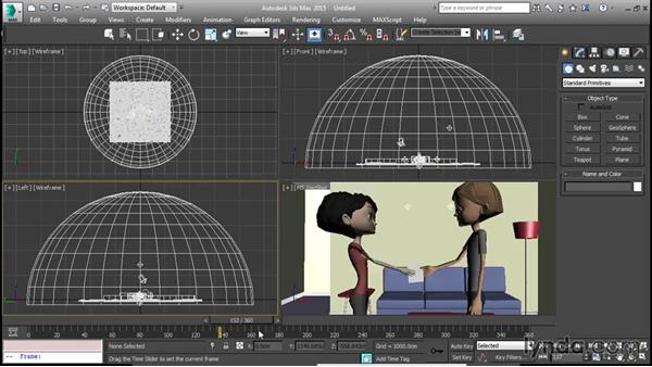 Importing FBX in 3ds Max