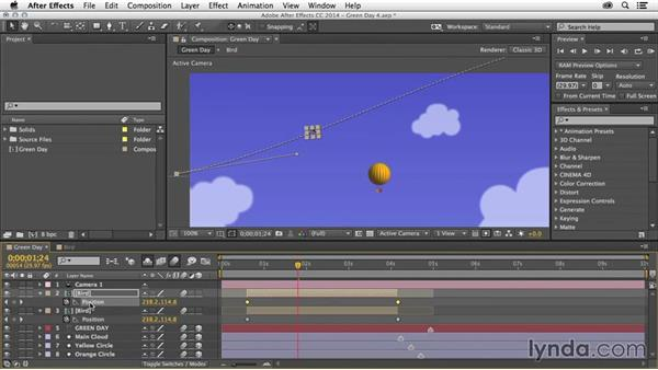 Editing tools: Trim and Slip: After Effects Tips and Techniques: Shortcuts, Navigation, and Project Management