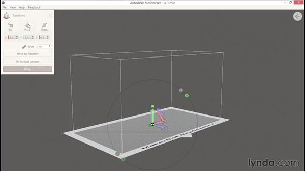 3D printing with Meshmixer: 3D Scanning with a Camera