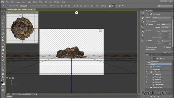 Working in 3D in Photoshop: 3D Scanning with a Camera