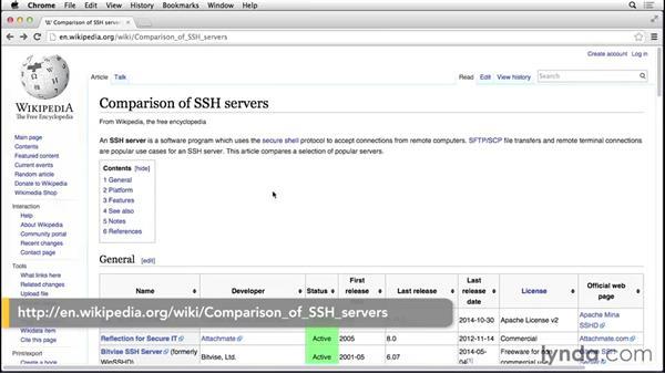 Windows and SSH servers: Understanding SSH