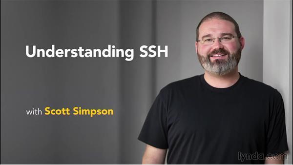 Goodbye: Understanding SSH