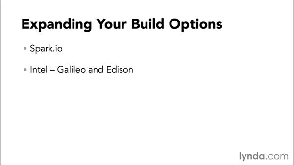Expanding your build options: Programming the Internet of Things with Android