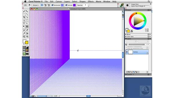 The Perspective Grid: Painter X Essential Training