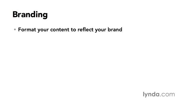 What is a brand?: Using Office 2013 Themes and Templates for Branding