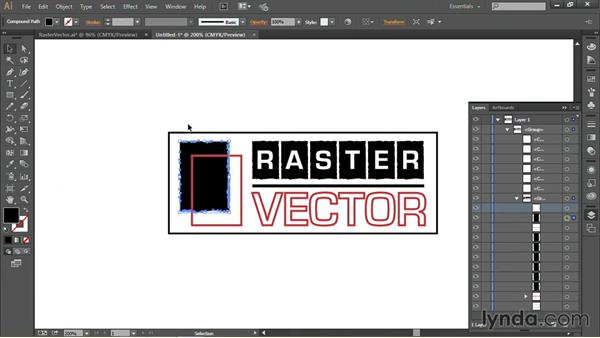 What are vector graphics, and when should you use them?: Motion Graphics for Video Editors: Terms and Technology