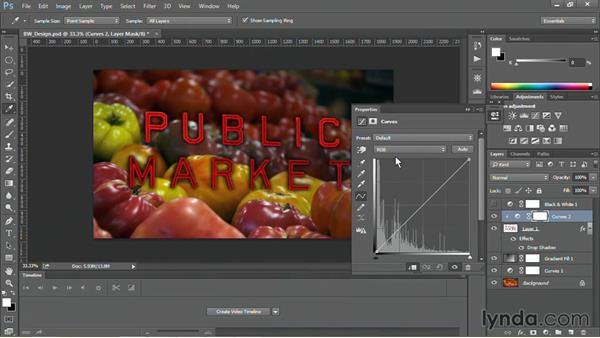 Designing for black-and-white and color-blind viewing: Motion Graphics for Video Editors: Terms and Technology