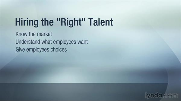 Using pay to attract and retain talent: Pay Strategy