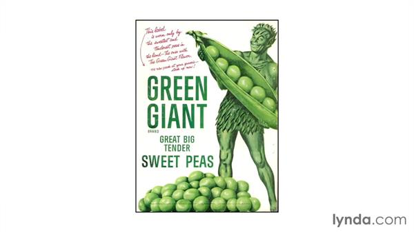Jolly green giant: LogoLounge: Symbolism in Nature