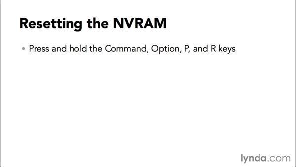 Resetting NVRAM (PRAM): Speeding Up and Maintaining Your Mac