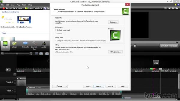 Publishing to an LMS with Camtasia: Up and Running with SCORM and Tin Can API