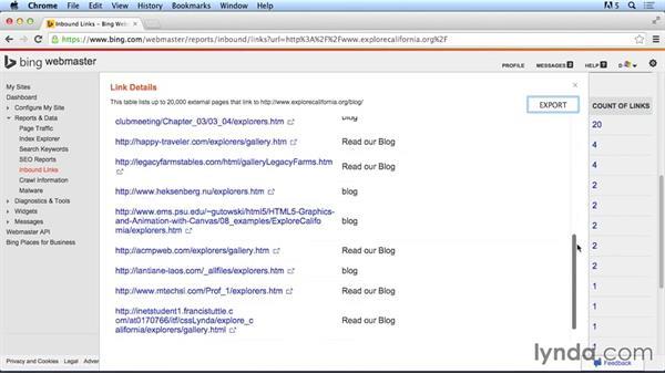 Using Bing Webmaster Tools: SEO Fundamentals