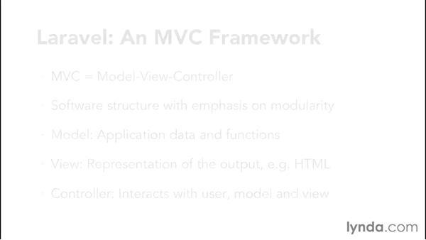 Understanding Laravel: Laravel 4 Essential Training