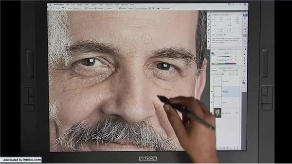Lesson 9: The Healing brush: Beyond Skin: Going Deeper with Photoshop CS3