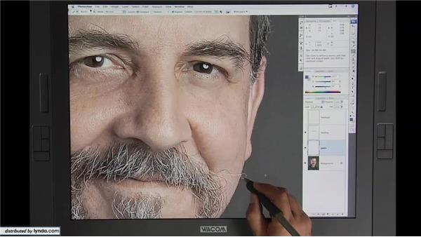 Lesson 11: The Clone tool: Beyond Skin: Going Deeper with Photoshop CS3