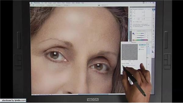Lesson 14: Rebuilding skin pt. 2: Beyond Skin: Going Deeper with Photoshop CS3