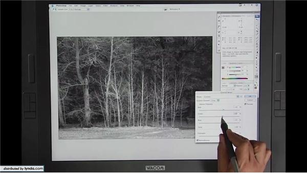 Lesson 11: Channel mixing wrap-up: Beyond Skin: Going Deeper with Photoshop CS3