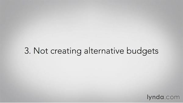 36. Four common budgeting mistakes: Pro Video Tips