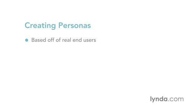 Establishing user personas: Mapping the Modern Web Design Process