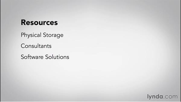 Resources to consider: The Fundamentals of Document Retention and Data Management