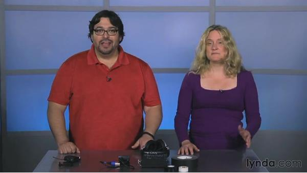 Working with a wireless mic: Video Gear Weekly
