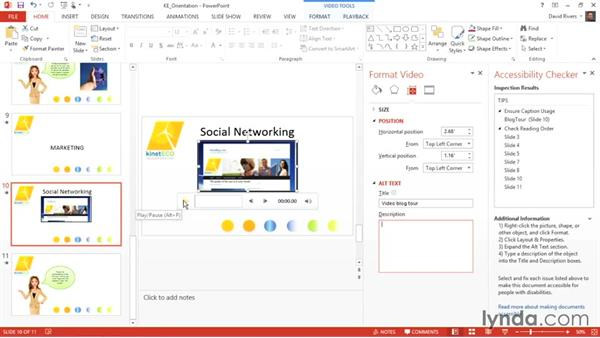 Adding alt text to media: Creating Accessible Microsoft Office Documents